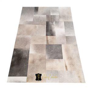 tapete-patchwork-piel-de-vaca-gris
