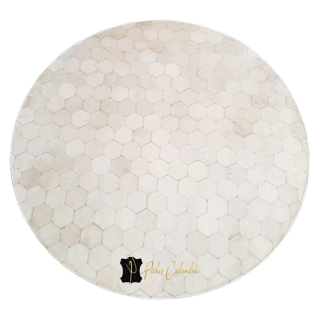 tapete-patchwork-circular-de-piel-de-vaca-blanco